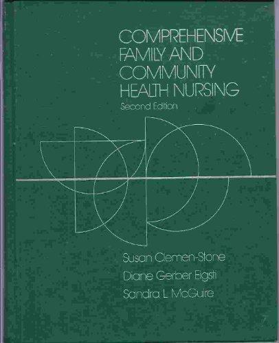 9780070113251: Comprehensive family and community health nursing