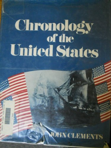 9780070113282: Chronology of the United States