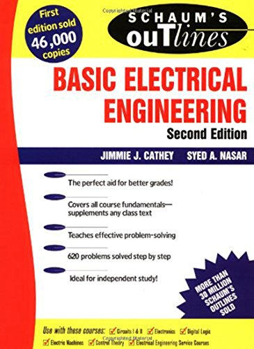 Schaum's Outline of Basic Electrical Engineering: Cathey, Jimmie J.