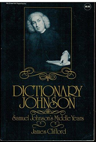 9780070113794: Dictionary Johnson