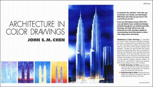 9780070114050: Architecture in Color Drawings