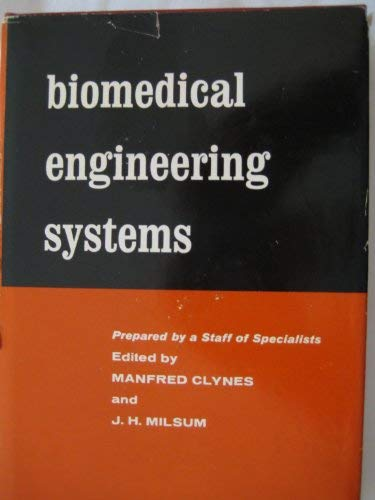 9780070114470: Biomedical Engineering Systems