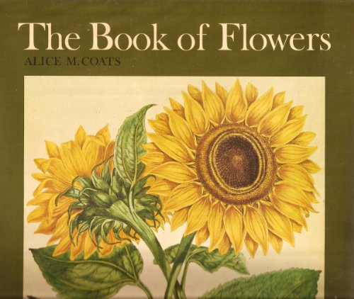 9780070114807: The Book of Flowers Four Centuries of Flower Illustration
