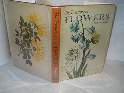 9780070114821: The Treasury Of Flowers.