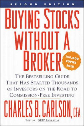 9780070115019: Buying Stocks without a Broker: Commission-free Investing Through Company Dividend Reinvestment Plans