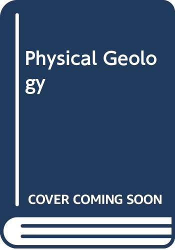 9780070115101: Physical Geology