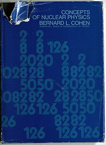 9780070115569: Concepts of Nuclear Physics