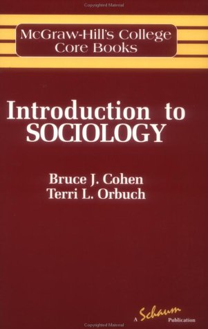 9780070116023: Introduction To Sociology