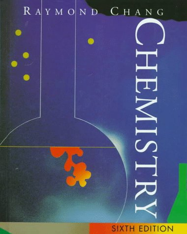 9780070116443: Chemistry