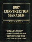 9780070117822: 1997 Construction Manager