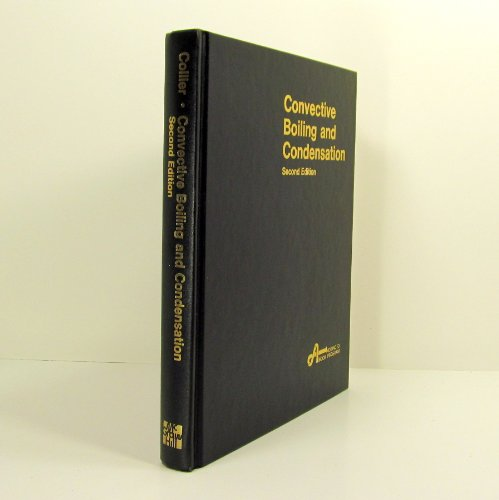 9780070117983: Convective Boiling and Condensation