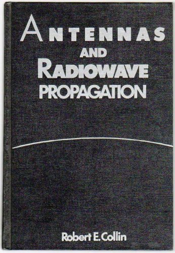 9780070118089: Antennas and Radio Wave Propagation (Mcgraw Hill Series in Electrical and Computer Engineering)