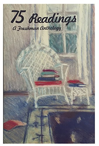 9780070118164: Seventy-Five Readings: A Freshman Anthology