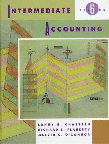 9780070119017: Intermediate Accounting