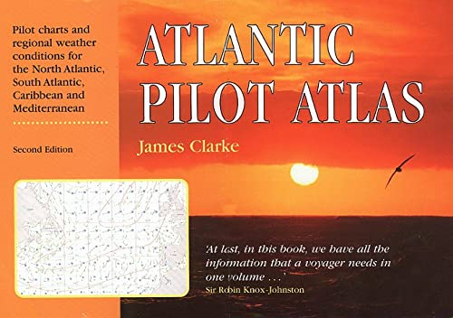9780070119215: Atlantic Pilot Atlas