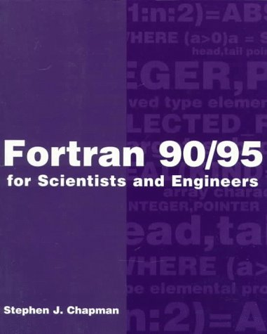 9780070119383: FORTRAN 90/95 for Scientists and Engineers