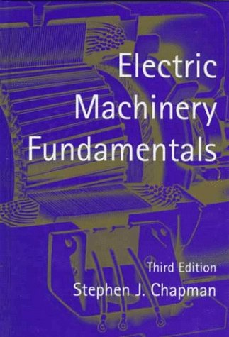 9780070119505: Electric Machinery Fundamentals (McGraw-Hill Series in Electrical Engineering)