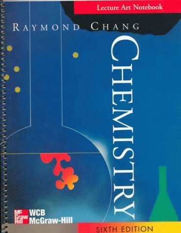 9780070119604: Chemistry: Lecture Art Notebook