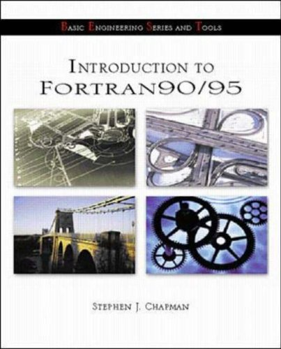 9780070119697: Introduction to FORTRAN 90/95 (McGraw-Hill's Best: Basic Engineering Series and Tools)