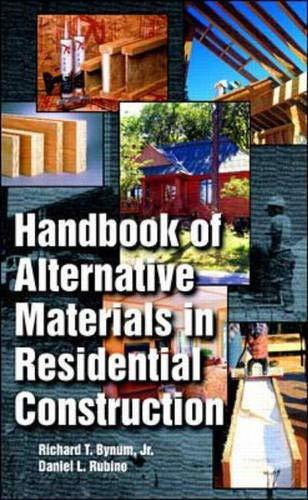 9780070119789: Handbook of Alternative Materials in Residential Construction