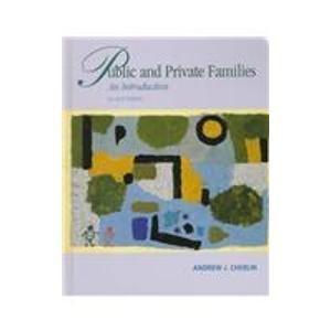 9780070119871: Public and Private Families: An Introduction