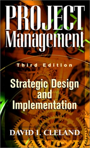 9780070120204: Project Management: Strategic Design and Implementations