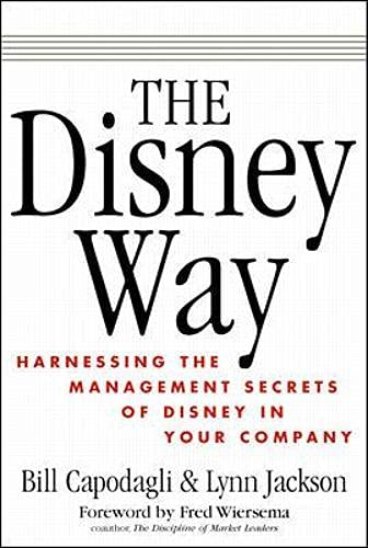 9780070120648: Disney Way: Harnessing the Management Secrets of Disney in Your Company