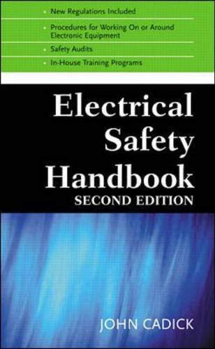 9780070120716: Electrical Safety Handbook