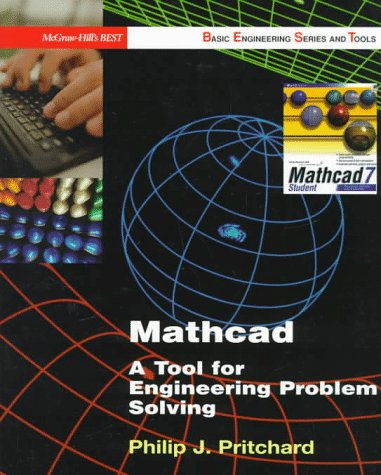 9780070121898: Mathcad: A Tool for Engineering Problem Solving
