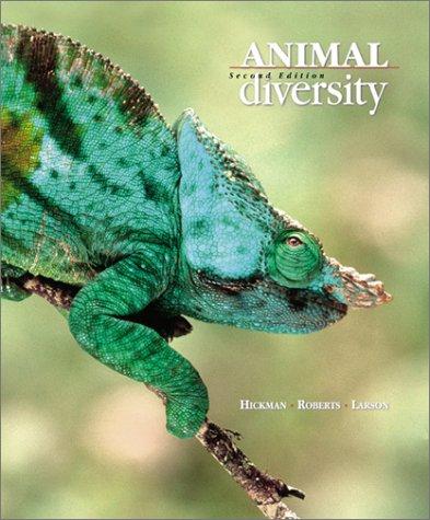 9780070122000: Animal Diversity