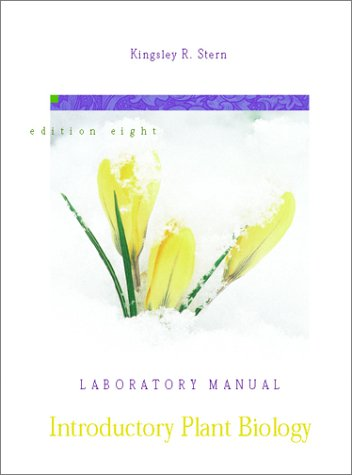 9780070122062: Lab Manual t/a Introductory Plant Biology