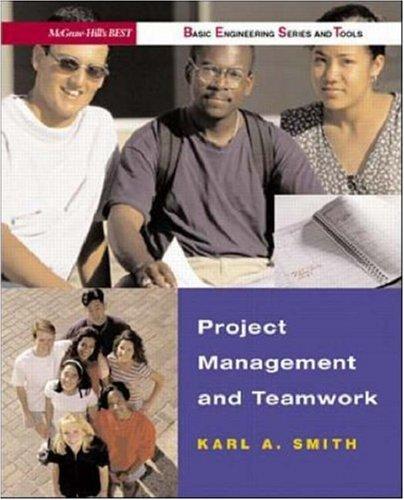 9780070122963: Project Management & Teamwork (B.E.S.T. Series)