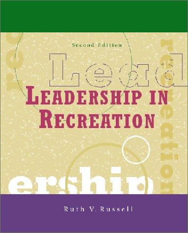 9780070123304: Leadership in Recreation