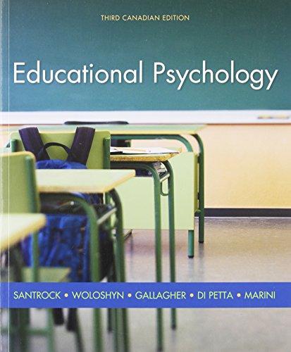 9780070123458: Educational Psychology