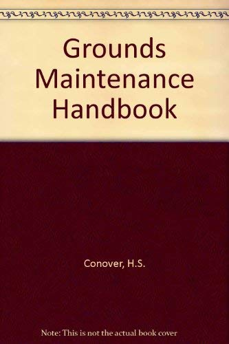 9780070124110: Grounds Maintenance Handbook