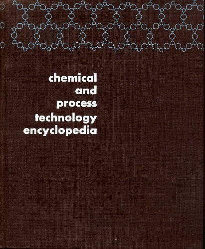 9780070124233: Chemical and Process Technology Encyclopaedia