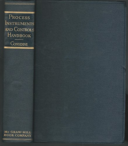 9780070124257: Process Instruments and Controls Handbook