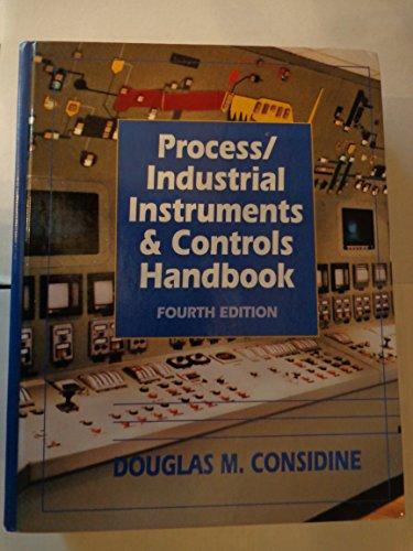 9780070124455: Process/Industrial Instruments and Controls Handbook