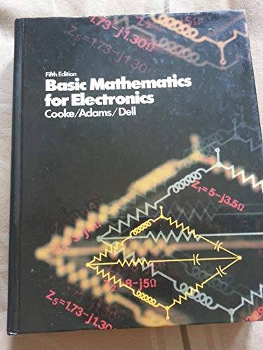 9780070125148: Basic mathematics for electronics