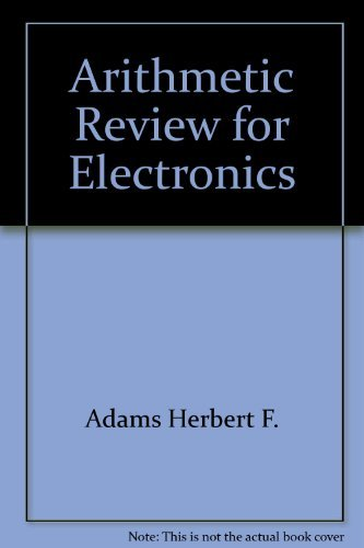 9780070125162: Arithmetic Review for Electronics