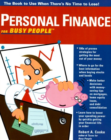 9780070125568: Personal Finance for Busy People