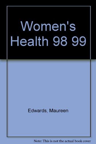 9780070125681: Women's Health 98 99