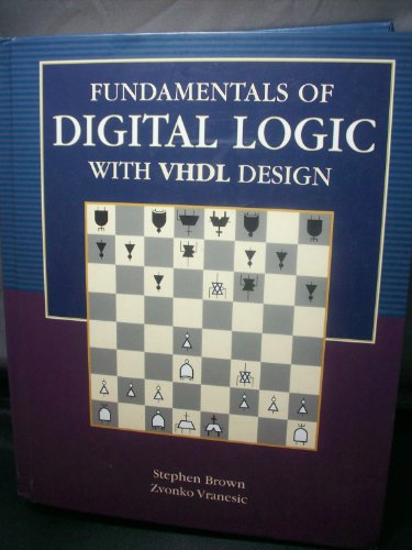 9780070125919: Fundamentals of Digital Logic With Vhdl Design