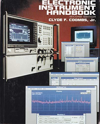 9780070126169: Electronic Instrument Handbook