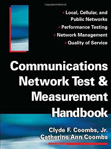9780070126176: Communications Network Test & Measurement Handbook