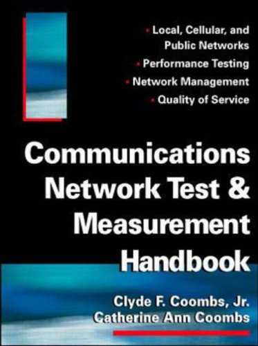 9780070126176: Communications Network Test and Measurement Handbook