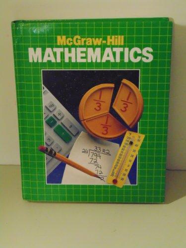 9780070126244: McGraw Hill Mathematics Book 4