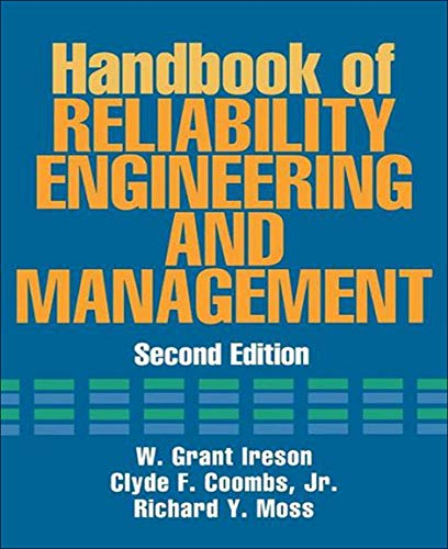 9780070127500: Handbook of Reliability Engineering and Management 2/E (Mechanical Engineering)