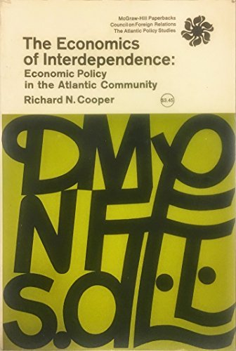 9780070129214: The economics of interdependence : economic policy in the Atlantic community