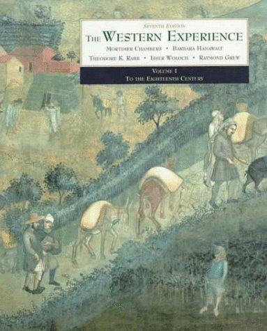 9780070130654: Western Experience (Vol. 1)